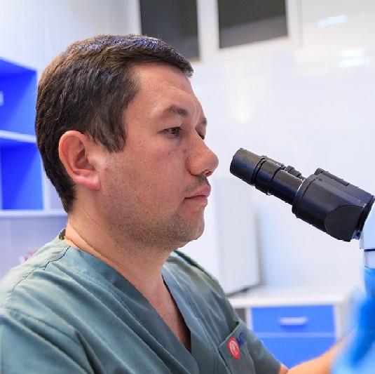 Самадов Зиёвуддин Зоир угли Заведующий отделения лаборатории Заведующий отделения лаборатории