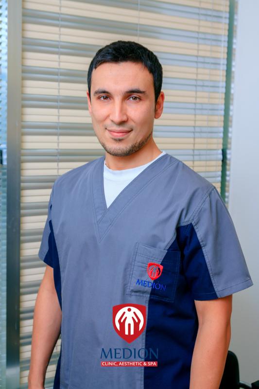 Ахмедов Абдувахид Абдувоситович - Травматолог