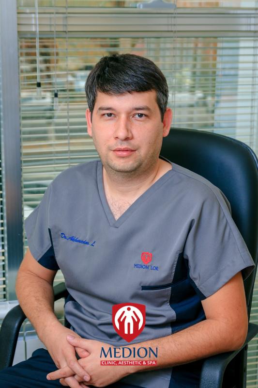 Ахмедов Лазиз Лутфуллаевич - Отоларинголог