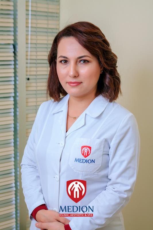 Закирова Хилола Акрамовна - Сурдолог