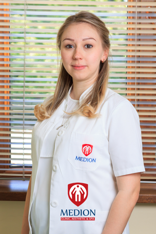 Мукинова Кристина Валерьевна