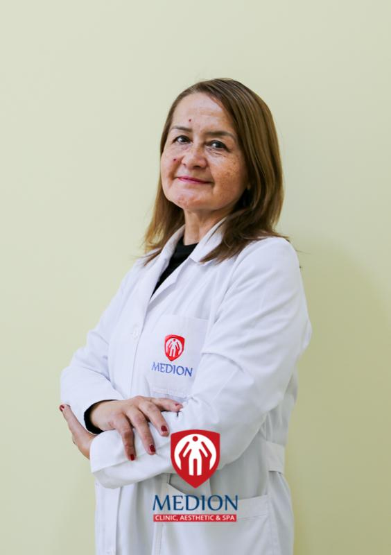 Назарова Адиба Газиевна