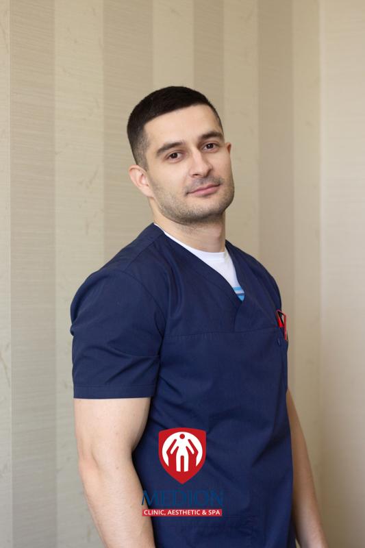 Хамракулов Шохрух Фаррухович