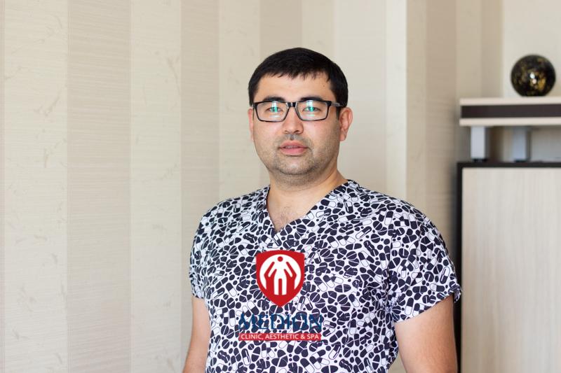 Шарахмедов Шорахмат Шорасулович